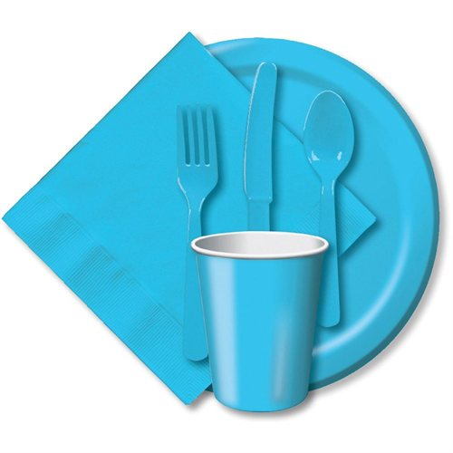 Tiffany blue plate