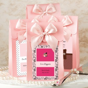 Pink Bachelorette Party Favors