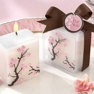 Cherry Blossom Party Favors